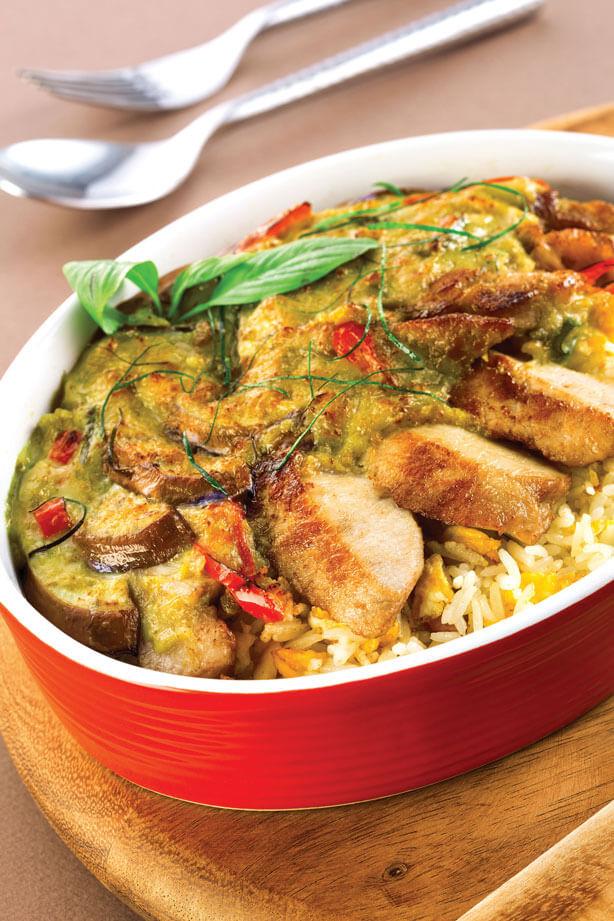 Curry Pork Chop