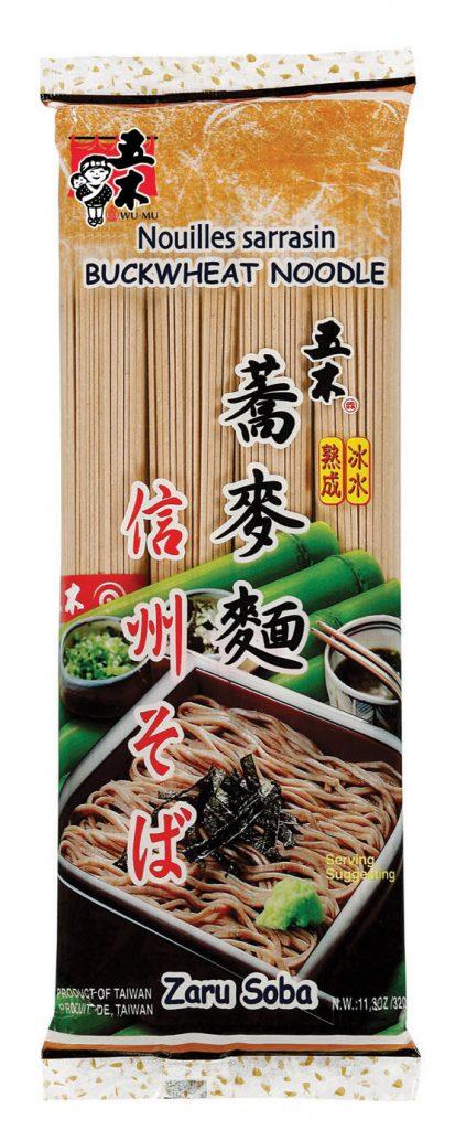 Wu Mu Noodle Buckwheat